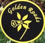 Golden Roads Logo